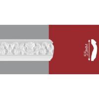 Плинтус Decor EK D207 /55мм
