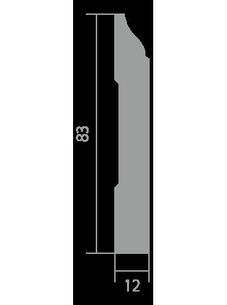 Плинтус напольный Ultrawood Base 001