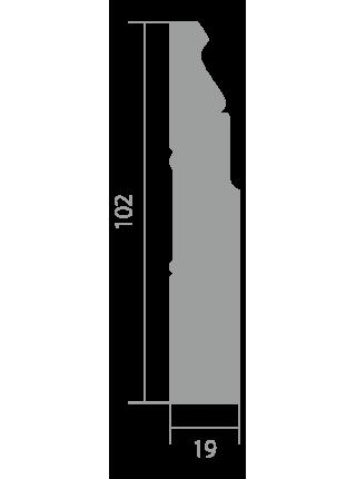 Плинтус напольный Ultrawood Base 5032
