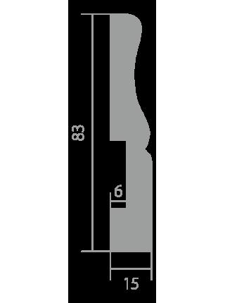 Плинтус напольный Ultrawood Base 5340