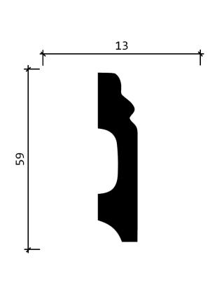 DD27  (59 мм/ 13 мм)