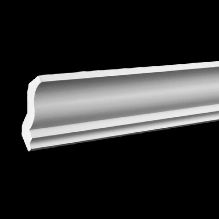 Потолочный плинтус ( карниз ) Европласт® 1.50.105 - 60 мм / 63 мм / 2000 мм