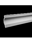 Потолочный плинтус ( карниз ) Европласт® 1.50.117- 156 мм / 105 мм / 2000 мм