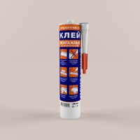 Клей Монтажный Европласт  290 мл. E01.M.290
