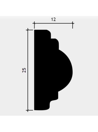 1.52.322  Угловой  элемент Европласт