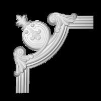 1.52.284  Угловой  элемент Европласт