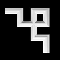 1.52.286  Угловой  элемент Европласт