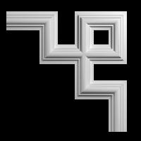 1.52.287  Угловой  элемент Европласт