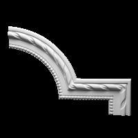 1.52.296  Угловой  элемент Европласт