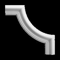 1.52.301  Угловой  элемент Европласт