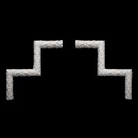 1.52.303  Угловой  элемент Европласт