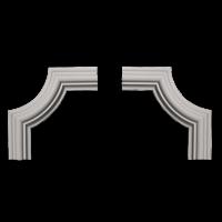 1.52.308  Угловой  элемент Европласт