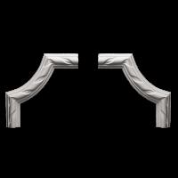1.52.312  Угловой  элемент Европласт