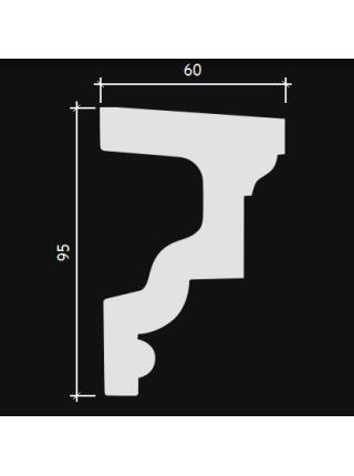 4.82.201 Подоконный элемент (105мм/48мм)