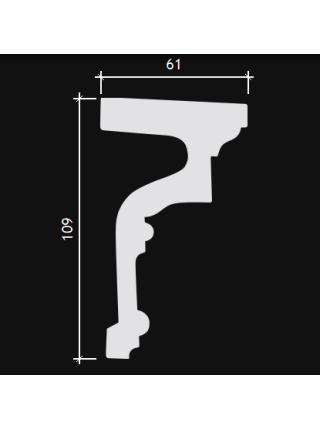 4.82.301Подоконный элемент (109мм/61мм)