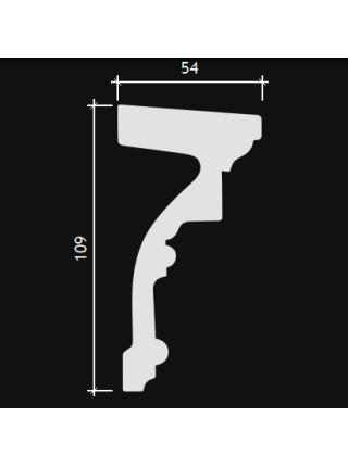 4.82.302 Подоконный элемент (109мм/54мм)