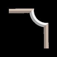 Угловой элемент  PX120A