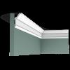 Потолочный плинтус из дюрополимера