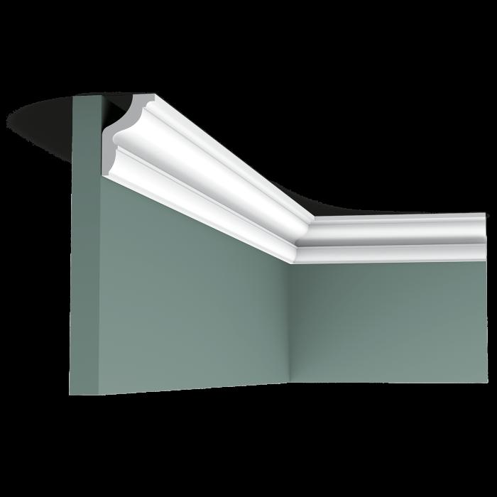 Потолочный плинтус (карниз) Orac Decor AXXENT® CX148