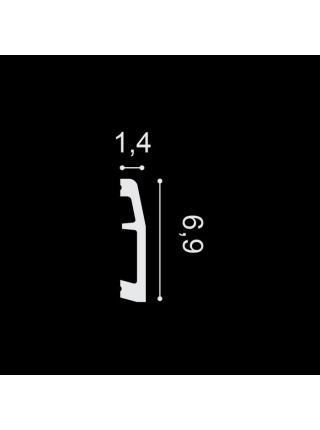 Плинтус напольный OracDecor SX125