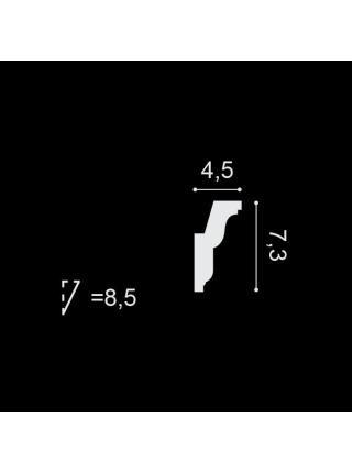 Потолочный плинтус (карниз) OracDecor C212