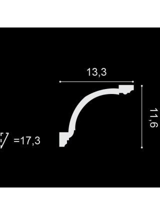 Потолочный плинтус (карниз) OracDecor C216