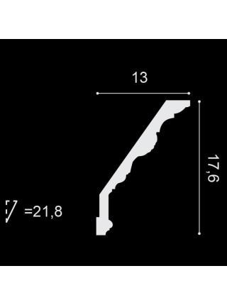 Потолочный плинтус (карниз) OracDecor C219