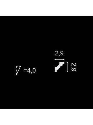 Потолочный плинтус (карниз) OracDecor C230