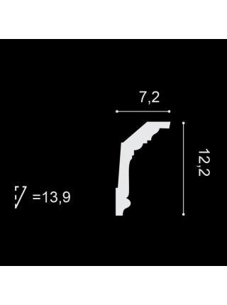 Потолочный плинтус (карниз) OracDecor C304