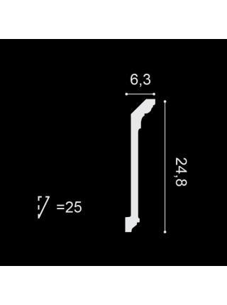 Потолочный плинтус (карниз) OracDecor C308