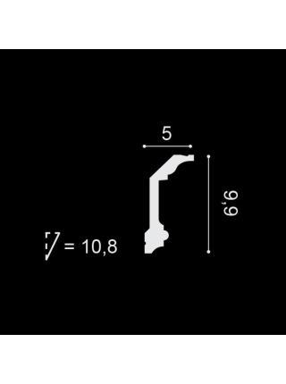 Потолочный плинтус (карниз) OracDecor C321