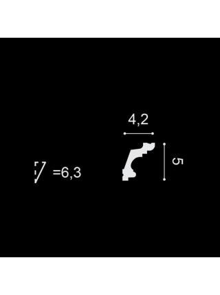 Потолочный плинтус (карниз) OracDecor C322
