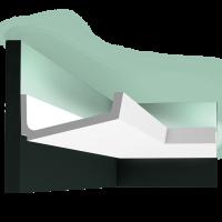 Потолочный плинтус (карниз) OracDecor C352 Flat