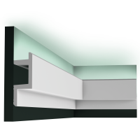 Потолочный плинтус (карниз) OracDecor C383