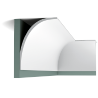 Потолочный плинтус (карниз) OracDecor C990 Infinity
