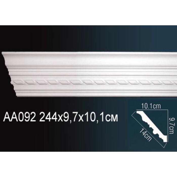 Потолочный плинтус (карниз) Perfect® AA092