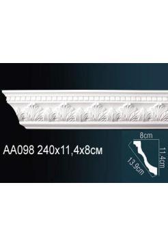 Потолочный плинтус (карниз) Perfect AA098