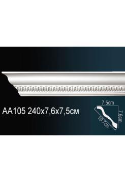 Потолочный плинтус (карниз) Perfect AA105