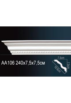 Потолочный плинтус (карниз) Perfect AA106