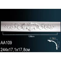 AA109 (карниз)  Perfect (172мм/180 мм)