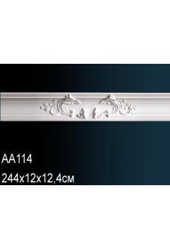 AA114 (карниз) Perfect (120мм/124мм)