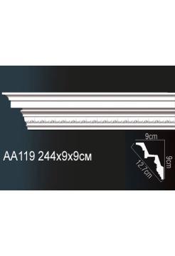 Потолочный плинтус (карниз) Perfect AA119