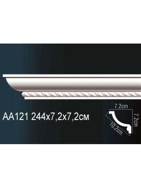 Потолочный плинтус (карниз) Perfect AA121