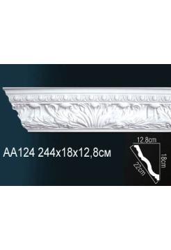 Потолочный плинтус (карниз) Perfect AA124