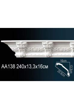 Потолочный плинтус (карниз) Perfect AA138