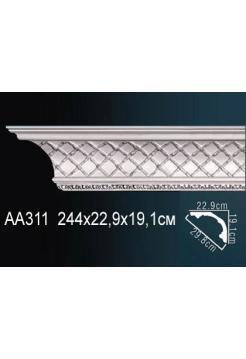 Потолочный плинтус (карниз) Perfect AA311
