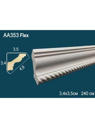 Потолочный плинтус (карниз) Perfect AA353