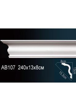 Потолочный плинтус (карниз) Perfect AB107