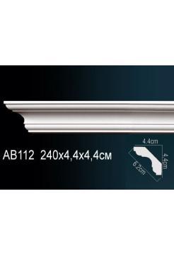Потолочный плинтус (карниз) Perfect AB112