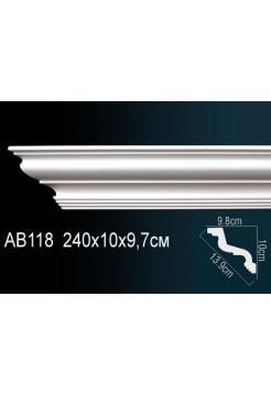 Потолочный плинтус (карниз) Perfect AB118